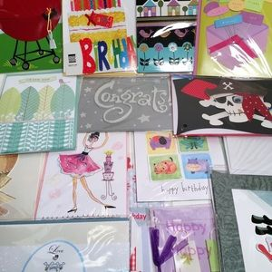 Other - Greeting Card Assorted Occasion Cards Lot Of 16